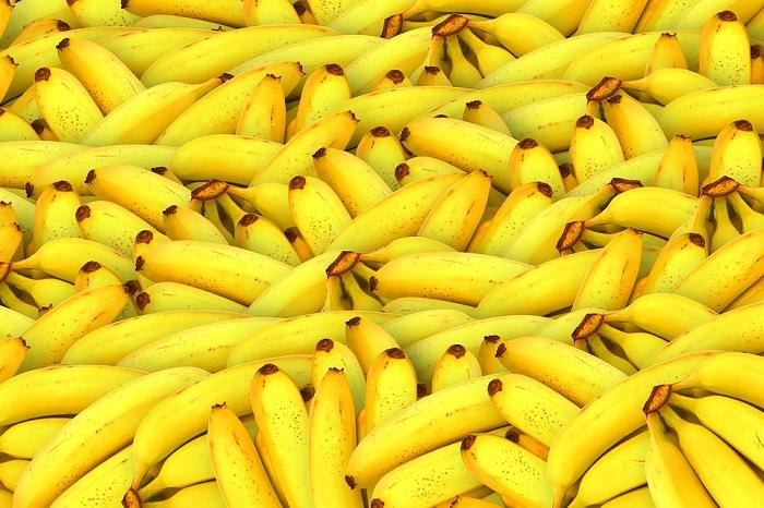banany na bezsenność