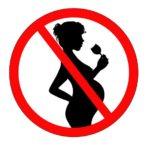 Alkohol w ciąży – stanowczo nie